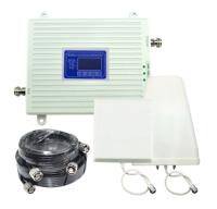 Усилитель мобильного интернета GSM/LTE 900/1800/2600 МГц